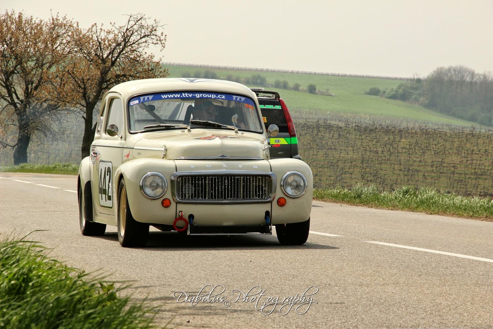 Volvo 544 Sport