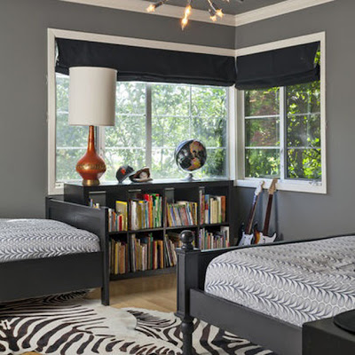 Sophisticated Boys bedroom