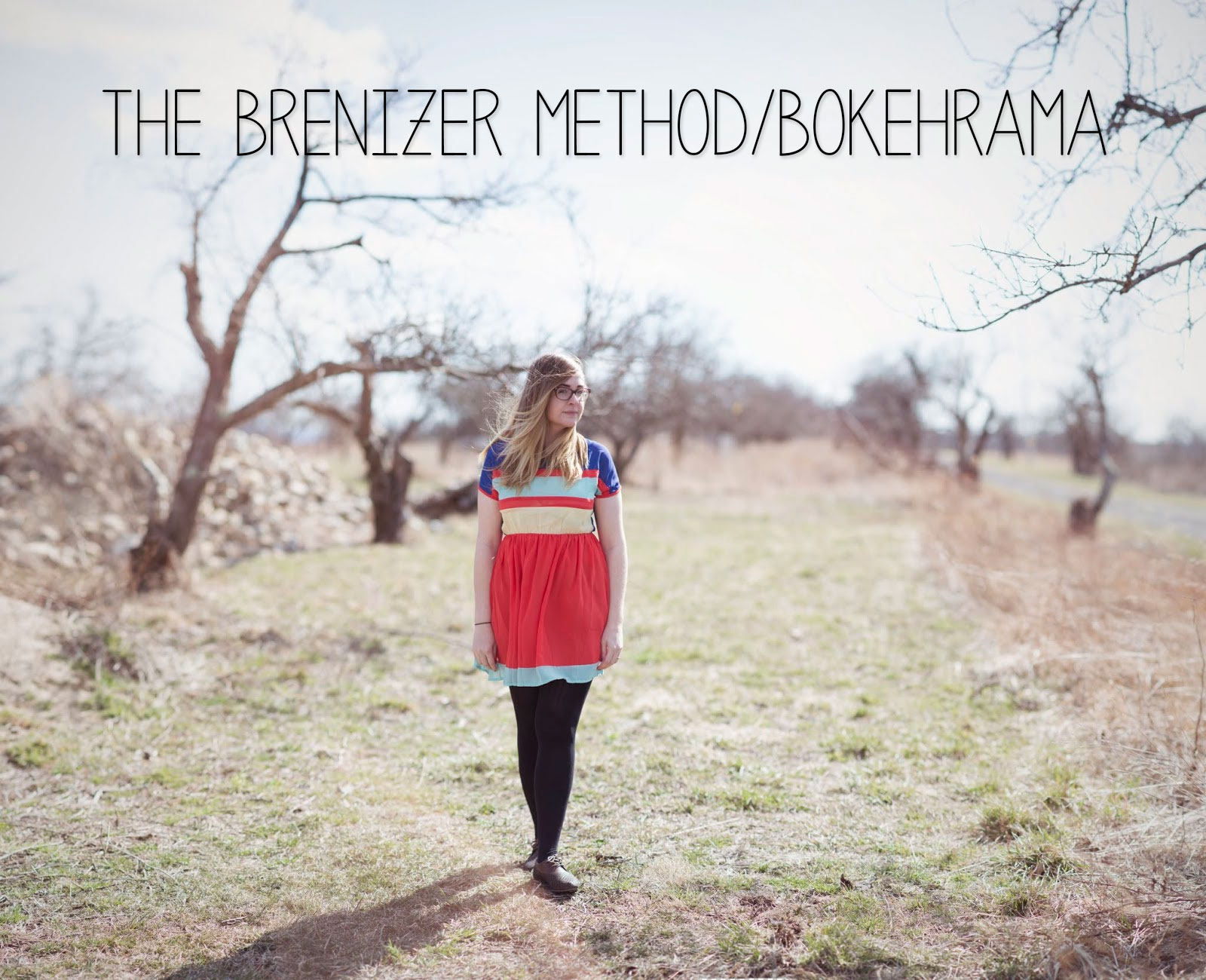 The Brenizer Method - Little Lady Little City