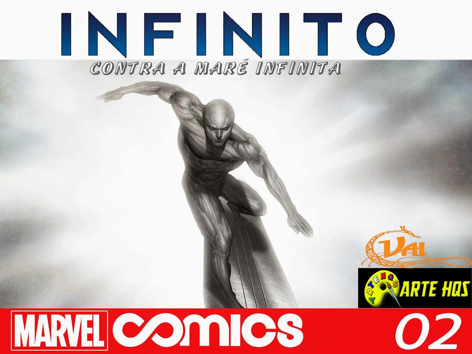 Nova Marvel! Infinito: Contra a Maré #2