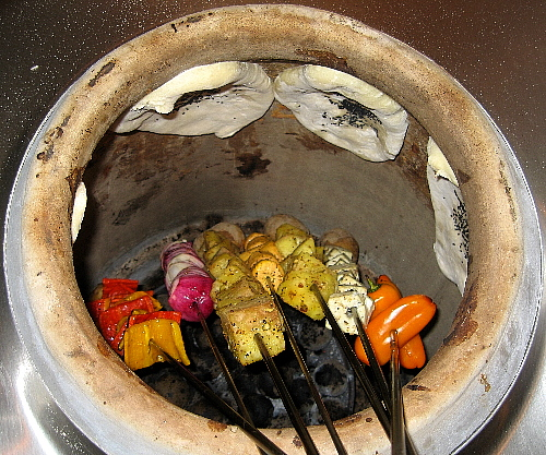 how to build a tandoori oven at home