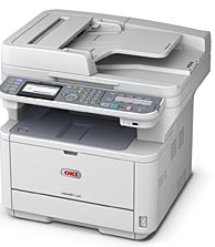 OKI MB491+LP printer Driver Download