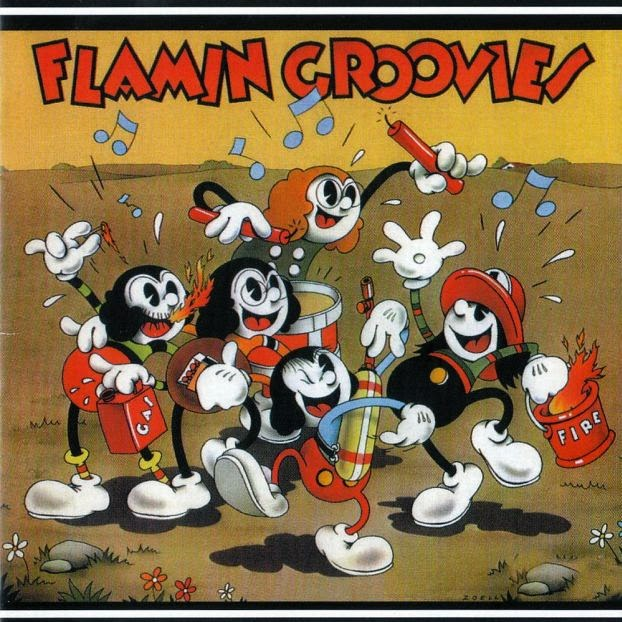 "Flamin Groovies - ""Supersnazz"" (1969)"