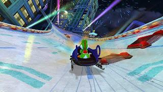 Mario Sonic Sochi Olympics