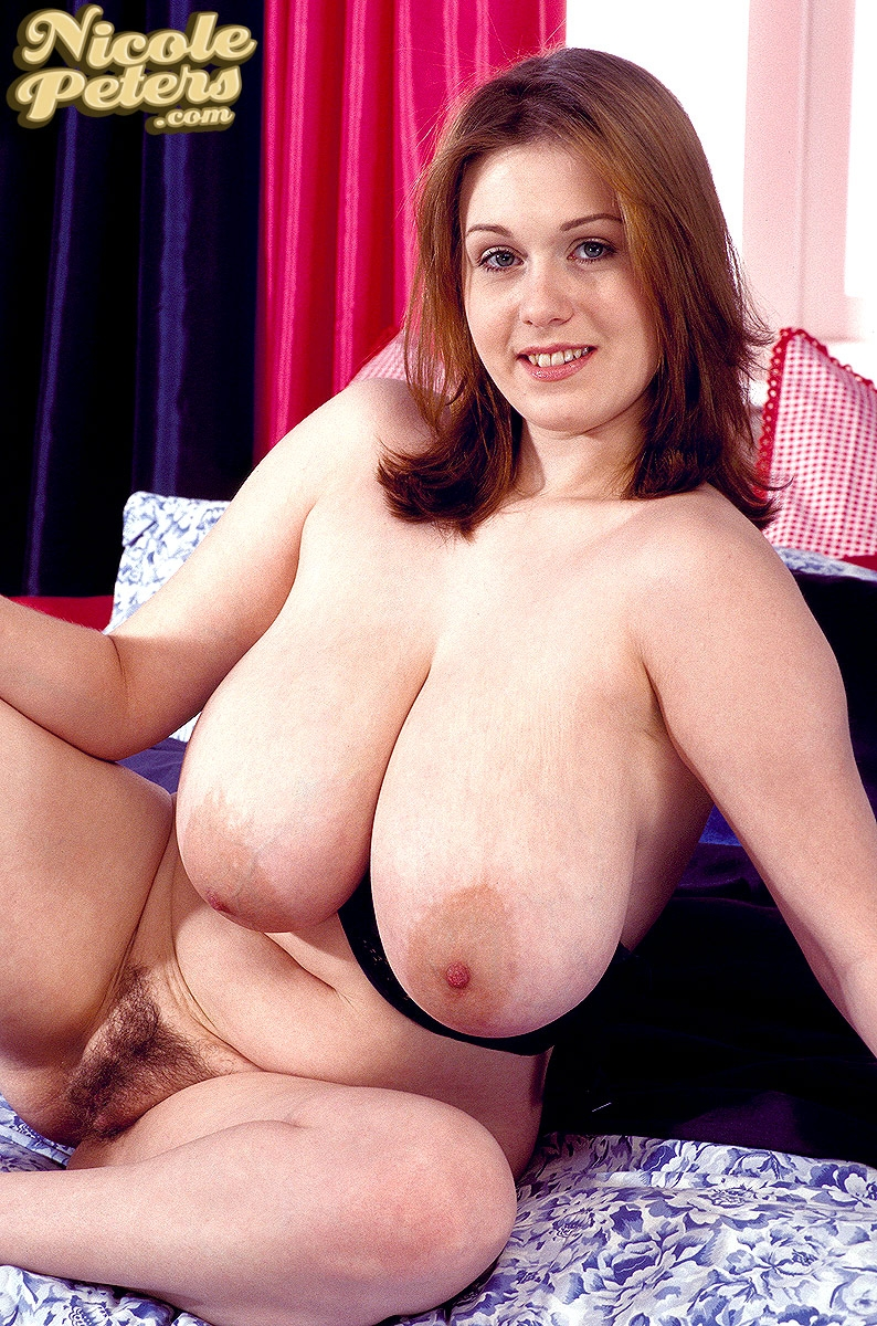 Big boobs and hairy pussy