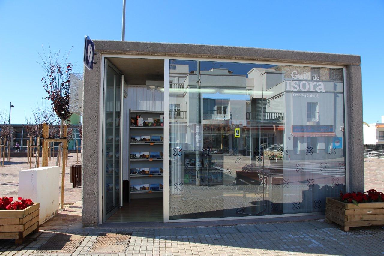Oficina de turismo de gu a de isora francisortiz com for Oficina de turismo de tenerife