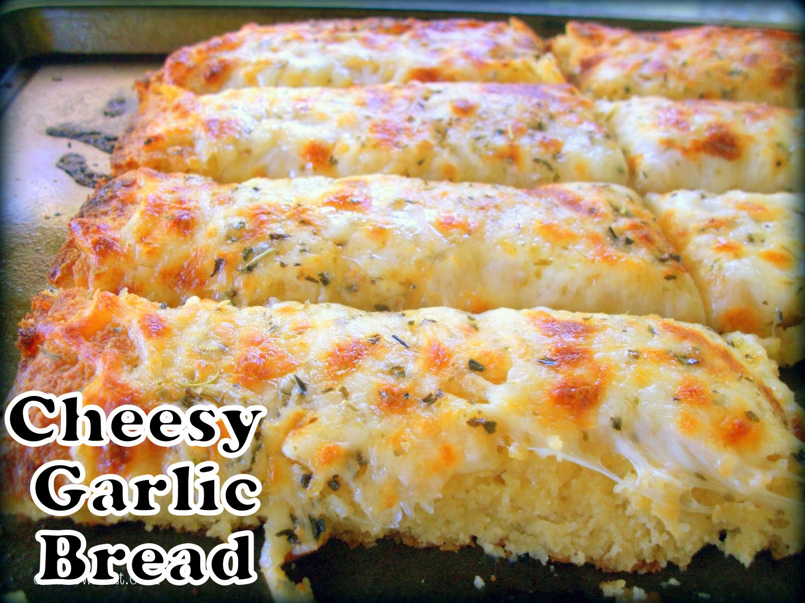 Cheesy Bread Recipe — Dishmaps