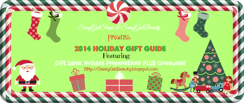 SassyGalBeauty 2014 Holiday Gift Guide