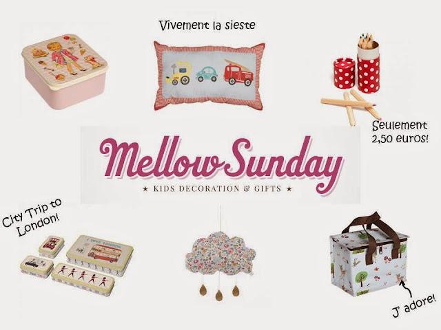 Mellow Sunday accessoires enfants
