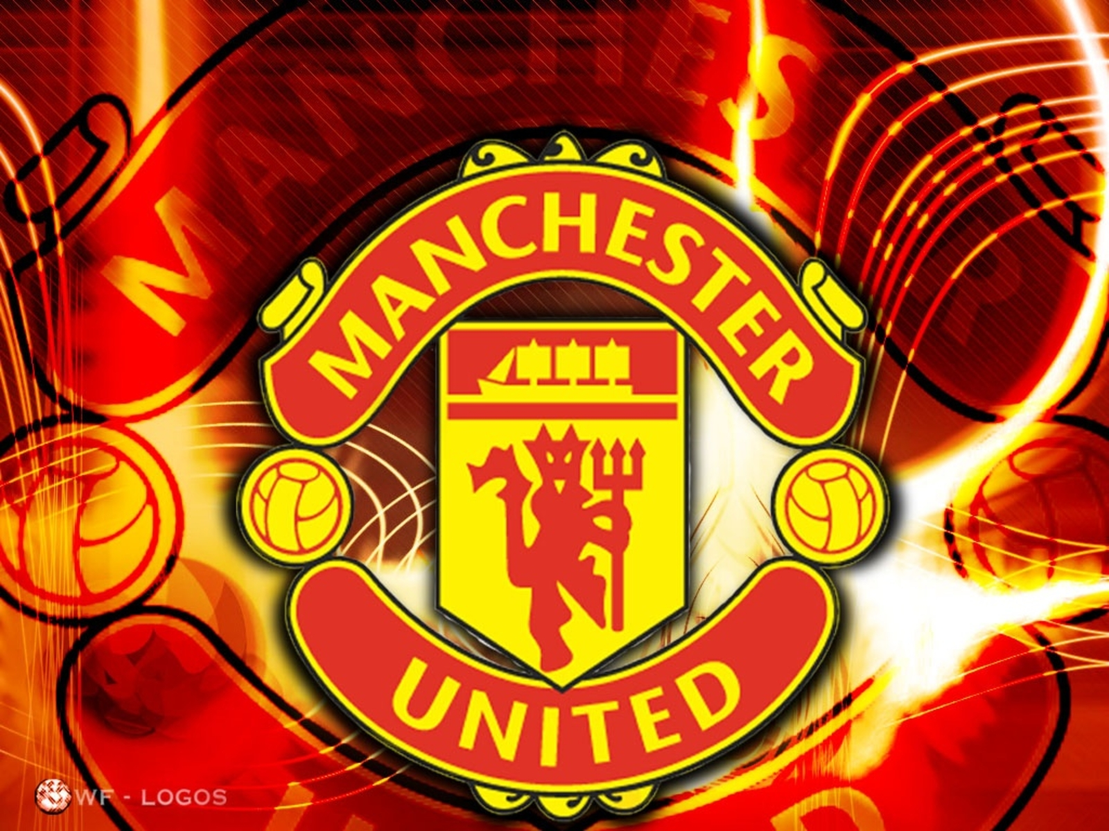 Manchester United Logo HD Wallpapers 2013-2014