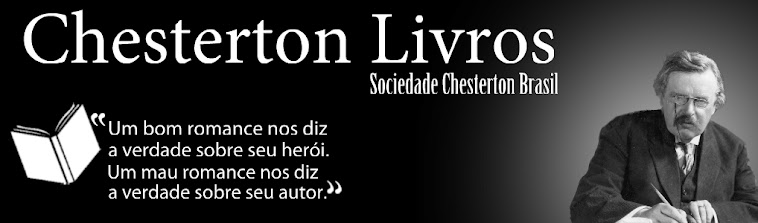 LIvraria virtual 'Chesterton Livros'