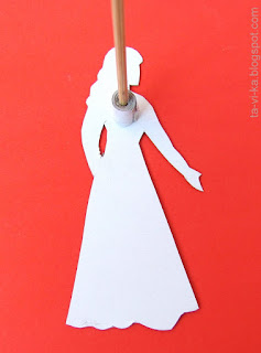 кукла для театра теней shadows puppet theatre