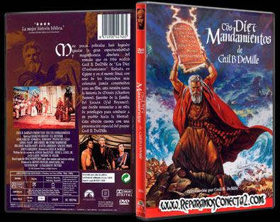 Los Diez Mandamientos [1956] Descargar cine clasico y Online V.O.S.E, Español Megaupload y Megavideo 1 Link
