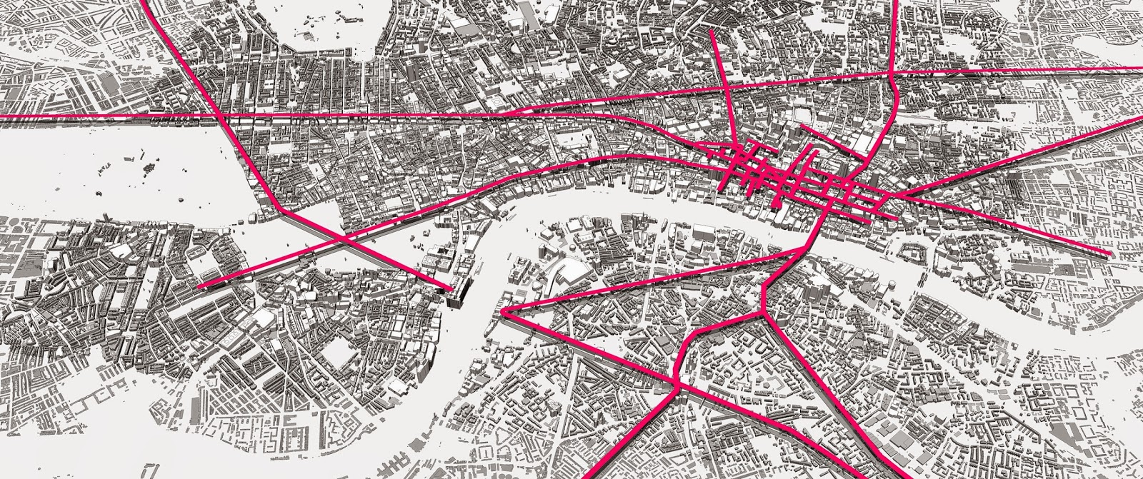 London in time | A London's Evolution Animation