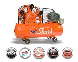 Kompresor Bekasi - Shark Air Compressor L Series (Unloading Valve)