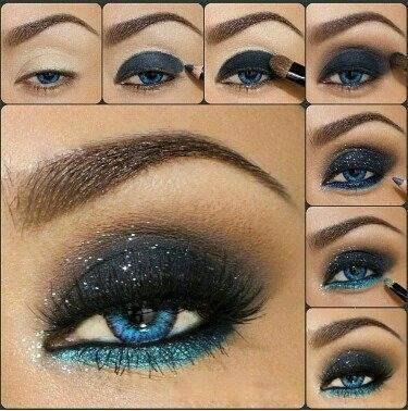 Eye Make Up Tutorial #5.