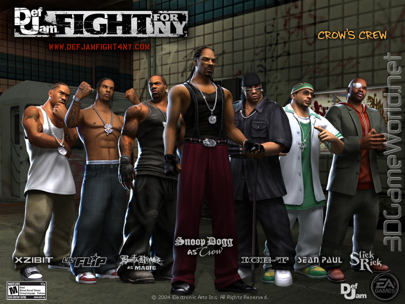 cheat codes def jam fight for ny ps2