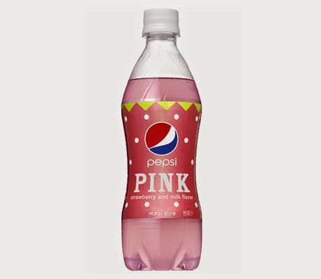 Pink Pepsi
