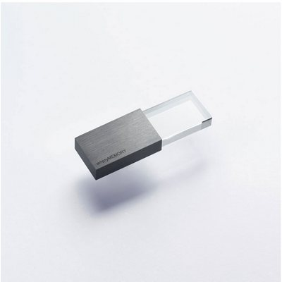 Empty USB memory stick