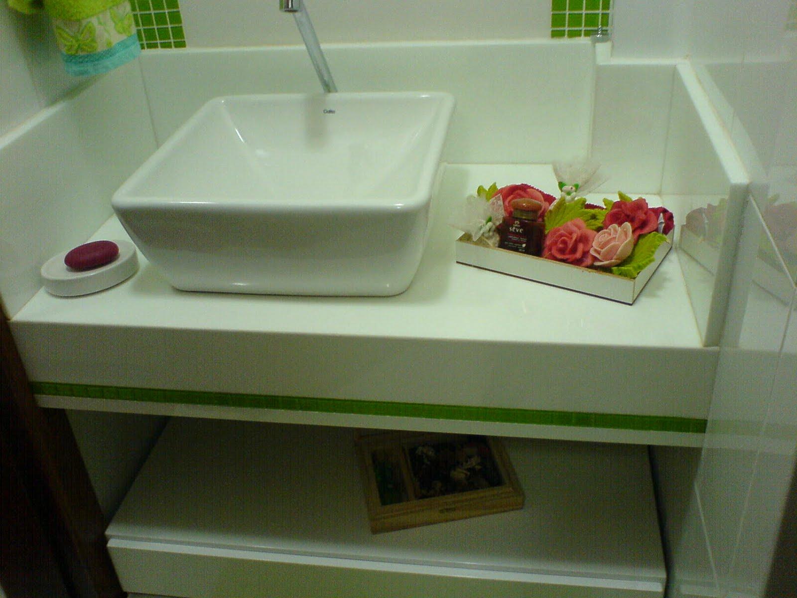 Ângulo Mármores e Granitos Banheiros -> Cuba Banheiro Marmore
