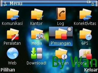 Tema Avatar Nokia C3