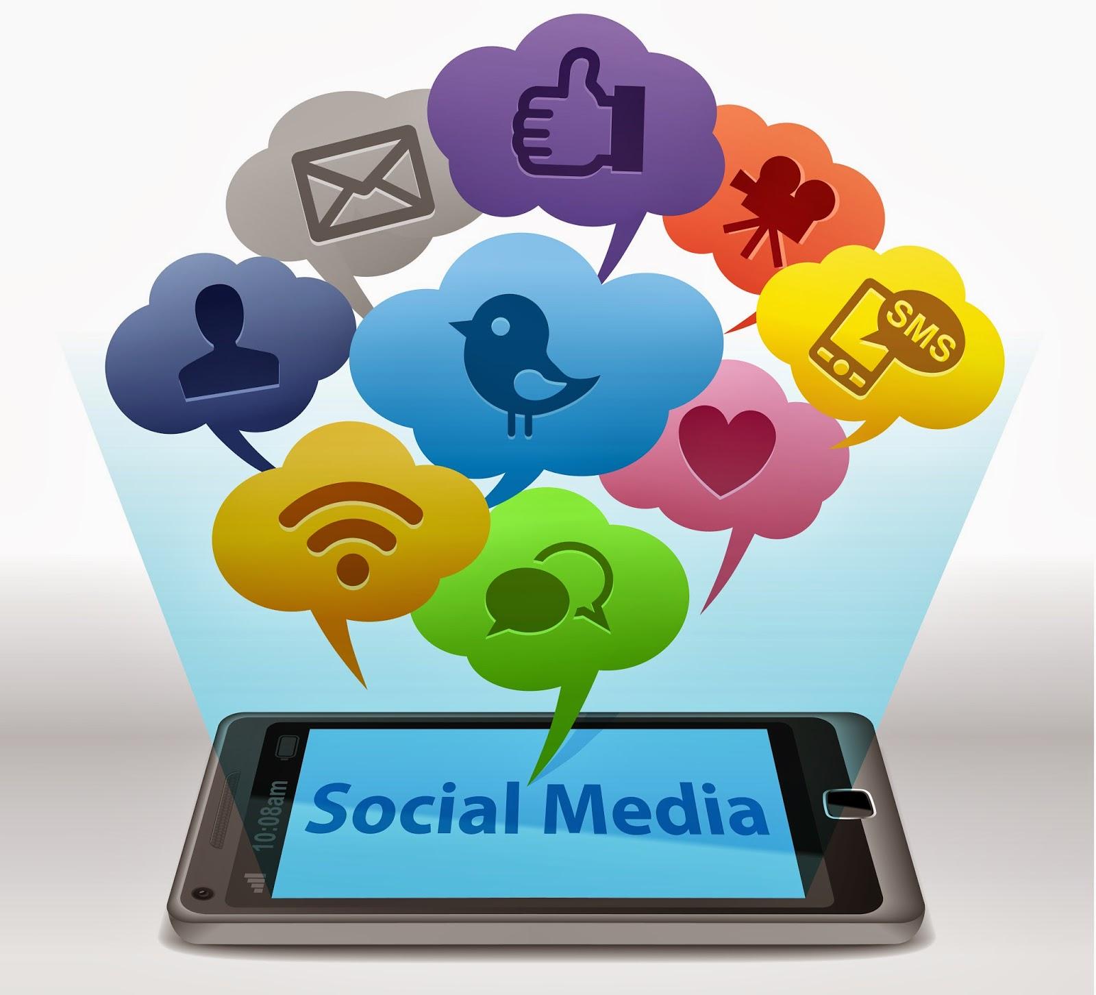 datos cifras Social Media estadísticas redes sociales