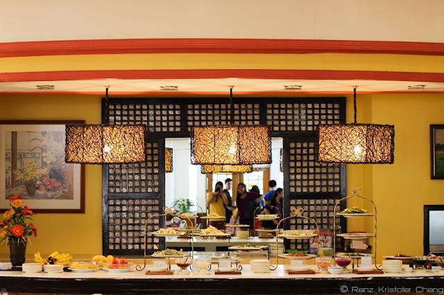 Lunch Buffet in Waway's Restaurant