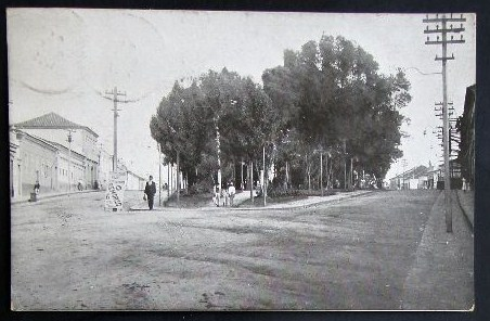 Praça da Intendencia Barbacena MG