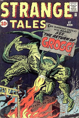 Strange Tales Grogg returns