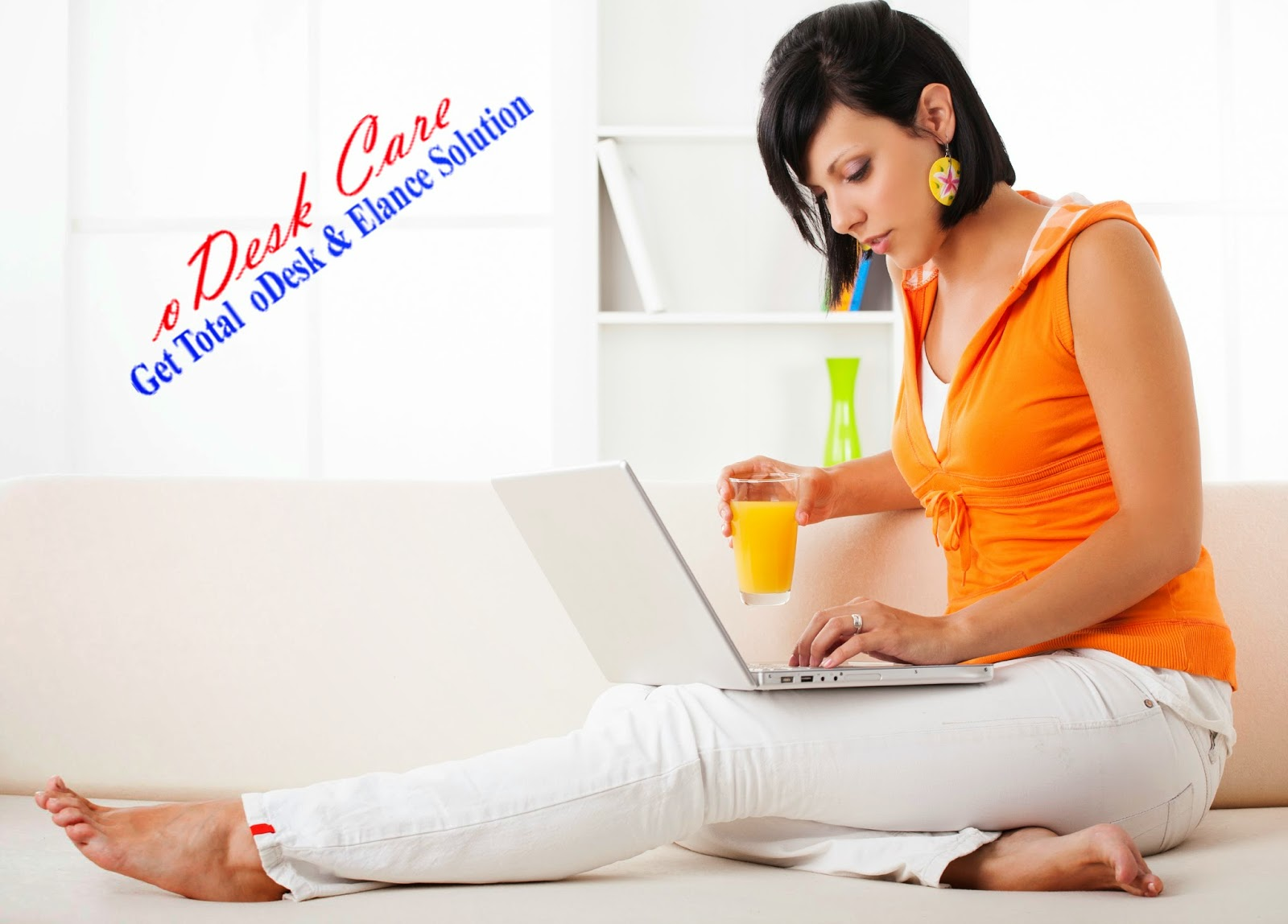 com an easy method for new lancers to get easy online jobs at odesk