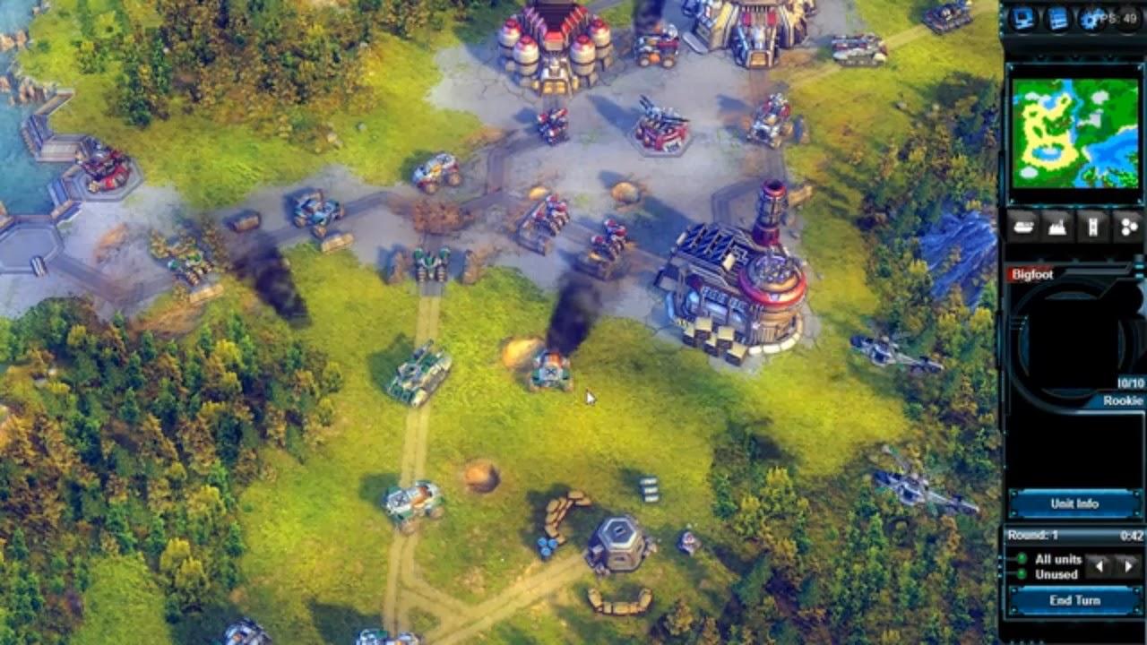 احدث العاب الاكشن والاثارة Battle Worlds Kronos نسخة كاملة بكراك flt حصريا تحميل مباشر Battle+worlds+Kronos+1