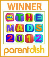 WINNER - BEST BABY BLOG