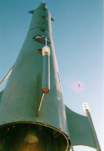 The Fremont Rocket