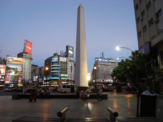 Aprovecha tu tiempo en Buenos Aires
