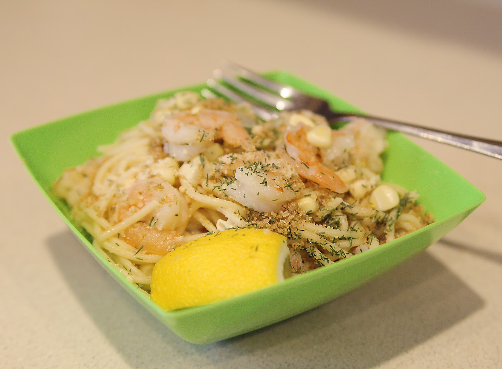 Linguine With Citrus-Roasted Shrimp Recipe — Dishmaps