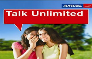 Get Free Aircel To Aircel Unlimited Calling For 6 Months