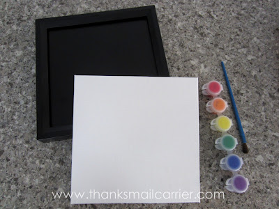 Hallmark Canvas Art Kit