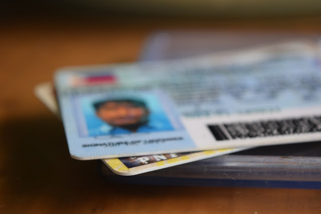 "What's new with the ""new"" LTO Driver's License card ( + photos)"