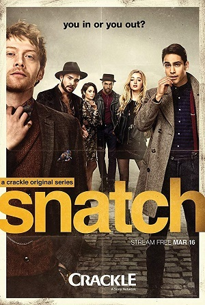Série Snatch - 1ª Temporada 2017 Torrent