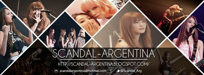 SCANDAL Argentina