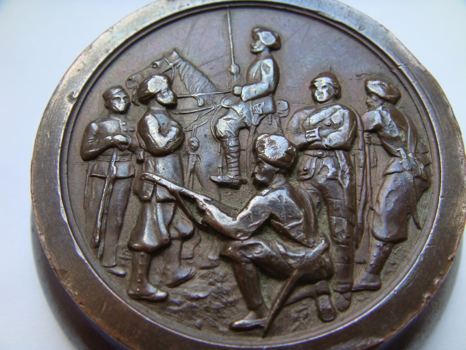 Rare Indian Collectibles: Very Rare Calcutta Mint 1900 -Medallion ...