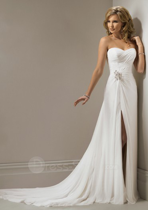 Modern Wedding Invitation: Latest Lace Wedding Dresses Designs 2012