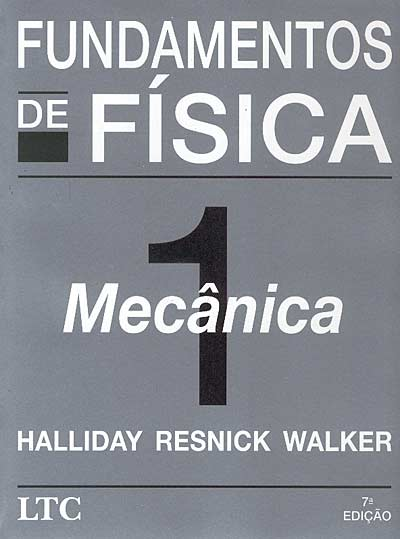 Ebook Fundamentos de Física Vol.1   Mecânica
