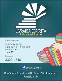 LIVRARIA ESPÍRITA