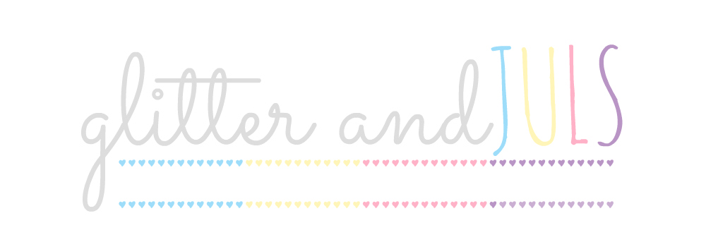 Glitter and Juls