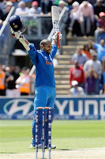 Shikhar-Dhawan-celebrates-maiden-ODI-century-India-vs-South-Africa-ICC-Champions-+Trophy-2013