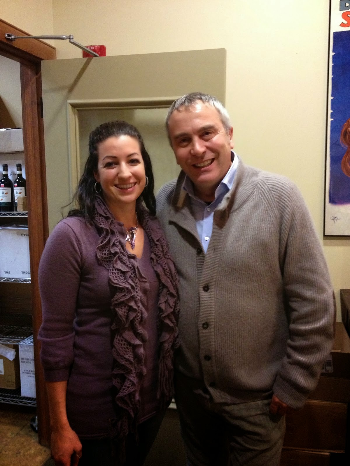 Giuseppe Nicolis of Nicolis winery