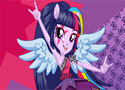 juego Rainbow Rocks Twilight Sparkle