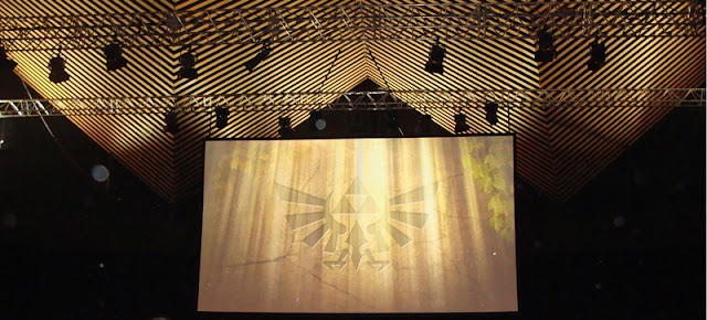 Konzerthalle Zelda: Symphony of the Goddesses
