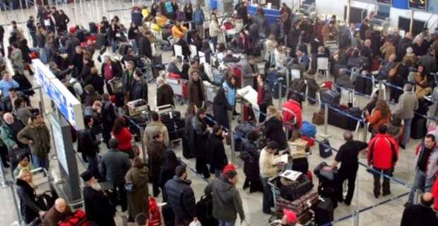 Αεροδρόμιο Ηρακλείου: «Η πύλη της κόλασης»
